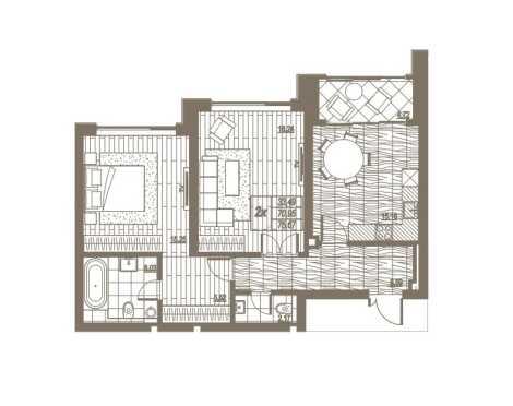 ЖК Нескучный Home&Spa
